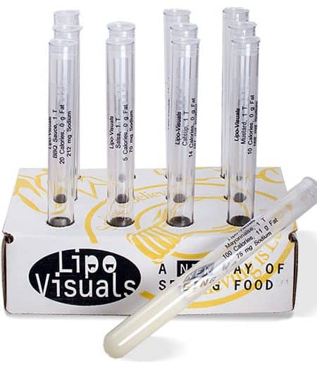 Lipo-Visuals Condiment 12 Pack