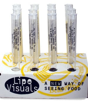 Lipo-Visuals Fast Food 12 Pack